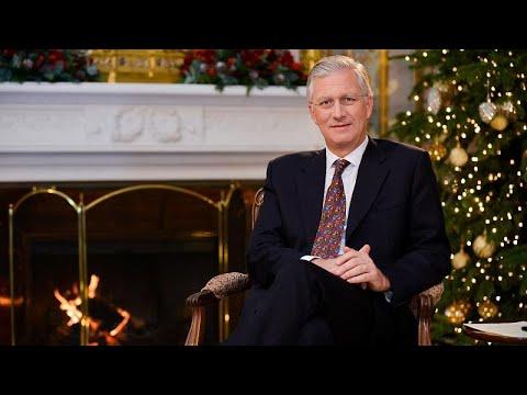 Belgien: Regierungskrise -  König Philippe mit einer Fernsehansprache
