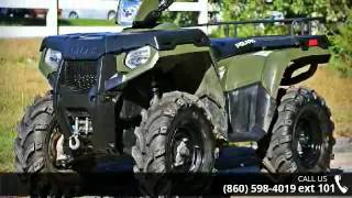10. 2013 Polaris SPORTSMAN 500 HO  - Columbia Motorsports LLC...
