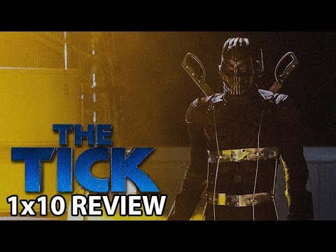 The Tick Season 1 Episode 10 'Risky Bismuth' Review