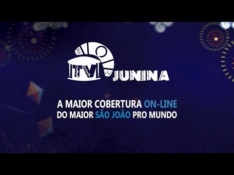 TV Junina do Maior São João do Mundo.