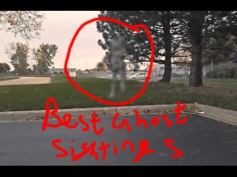 Best Ghost Sightings January 2015 Part 1