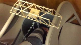 Science Olympiad Bridges (Slow Motion) V.1 2014