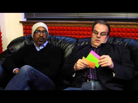 Greg's Big Black Couch featuring Tim Meadows