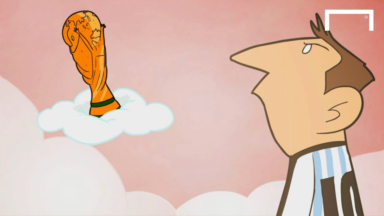 GOALTOONS: Argentina's World Cup history
