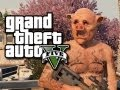 GTA 5 Funny Gameplay Moments! #8 - Invincibility Cheat at the Military Base!  (GTA V Gameplay)