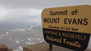 Evans (CO) United States  city pictures gallery : Mt Evans, Colorado