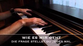 Nur Zu Besuch - Piano Karaoke With Lyrics