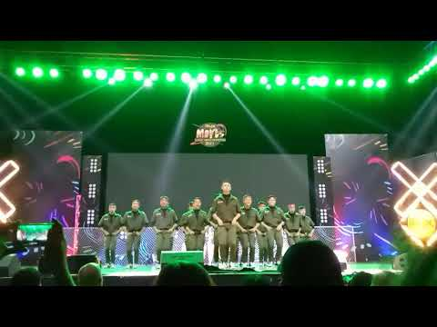 MYX Moves 2017 Grand Finals - Marist High Impact (MHI) Of Marist School