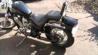 8. 2004 Honda Shadow VLX