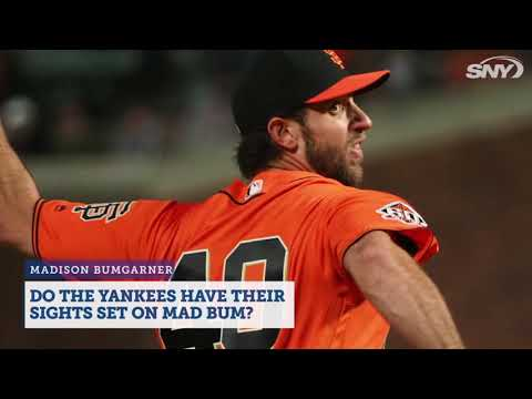 Video: Are the New York Yankees targeting Madison Bumgarner?
