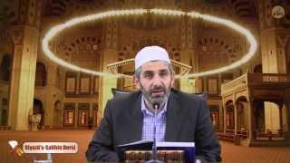 Riyazü's Salihin Dersi 26-04-2014 - Selim Seyhan