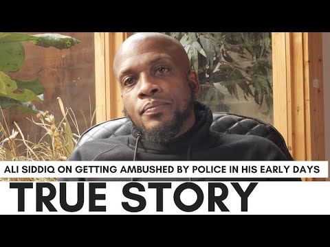 Ali Siddiq Details How Police Busted Him & Ending Up In Prison: Had A Feeling It Was The Feds