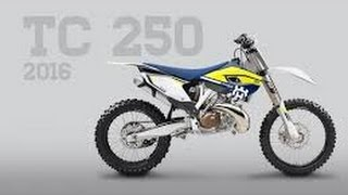 2. 2016 Motocross Shootout - Husqvarna TC 250