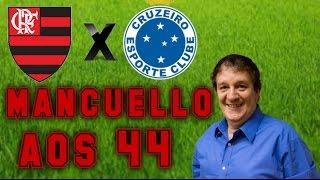 Gols De Flamengo 2 x 1 Cruzeiro (Luiz Penido) Rádio Globo/CBN - Série A - 25/09/2016 Entre No Meu Canal E Confira Muito Mais : https://www.youtube.com/channe...