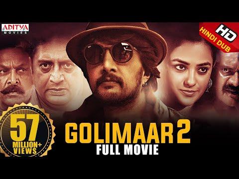 Golimaar2 (Kotigobba 2) Hindi Dubbed Movie || New Released Hindi Dubbed Movie || Sudeep, Nitya Menen