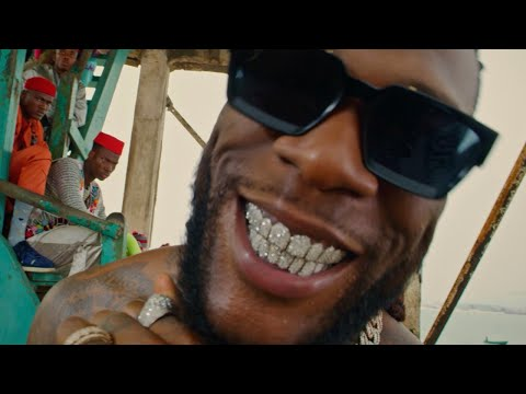 Burna Boy - Odogwu [Official Music Video]