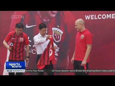 29-year-old Aaron Mooy completes move to Shanghai SIPG from Brighton after a 14-day quarantine