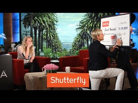 TheEllenShow - Sarah's story touched a lot of people on the internet, and Ellen had to meet her! What Ellen did next will change Sarah's life forever.