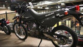 2. 2013 Suzuki DR650 - Overview