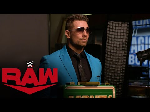 The Miz shows off his Money in the Bank contract: WWE Network Exclusive, Oct. 26, 2020