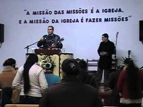 Pregação do Pastor  Odair Filho em Garibaldi.mp4