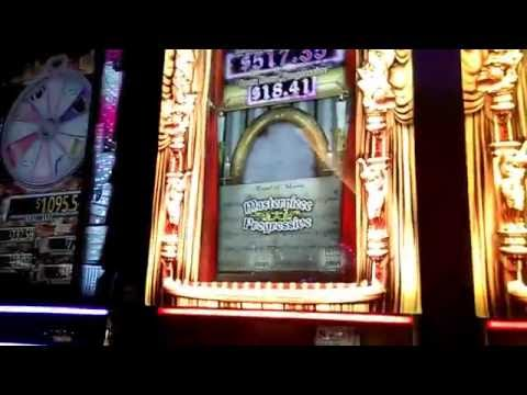 Phantom of the Opera MEGA BIG WIN! LINQ Casino Las Vegas ROW OFF