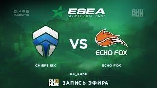 Echo Fox vs Chiefs, game 1