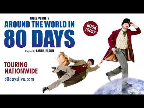Around the World in 80 Days | Action Trailer