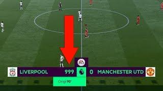 Video Whats the MAXIMUM GOALS you can score in 1 FIFA match? MP3, 3GP, MP4, WEBM, AVI, FLV Juni 2018