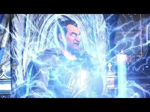 Aquaman Full Movie Injustice 2 Aquaman Ending | Superhero Movies FXL All Cutscenes (Game Movie)