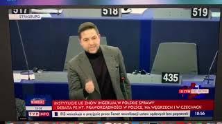 Polska wstaje z kolan!!! Polska nie zgadza się na przyjmowanie takiej ilości technologii!!! 😳