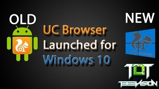 -----LIKE---------------------------------SHARE---------------------SUBSCRIBE----------------------------------------------------****SUBSCRIBE*****www.youtube.com/techdroidtelevision---------------------------------------------------------------------------------------------------------------Meet The New Browser On Windows 10 Which Is Better Than Microsoft's EdgeUC Browser for Windows 10 shares a minimalistic UI just like Microsoft Edge. However, after using it for a while, I find out that this app is better than Microsoft's Edge browser.If you need to know about the features of UC Browser, here are the features listed on the Windows Store:• Minimalist UI: Focus on the content.• Switch Between Tablet and Mouse/Keyboard Mode: If you are using a 2-in-1 computer like Surface Pro or Surface Book, it's easy to switch the layout by turning on/off Tablet Mode.• Mouse Gesture: Right-click and move to go back, forward, reload a page, etc.• Smart Address Bar(Omnibar): Just type one letter to get the most relevant suggestion. You can also use it to find matching bookmarks and browsing history, or enter any words to launch the search engine.• Tile-view Bookmarks: Colorful and touch-friendly design for bookmarks.• InPrivate Window: Don't want to leave browsing trace on the device? Go for InPrivate Window.• Cloud Sync: Sync bookmarks between mobile/other PCs by logging into UC browser.• New Tab: Metro-style Magnet for popular sites.• Password Manager: Store your login info of all kinds of websites and lock them with a PIN. Easy to retrieve and edit.• Voice Search: Tap the microphone icon and say the words. We will take care of the rest.• Tab Stack: Smart tab-stacking to locate the active tab at a glance when there are many tabs open.• Floating Navigator: Use the sphere to search quickly, go forward and back, and view all the tabs.---------------------------------------------------------------------------------------------------------------*****SUBSCRIBE*****www.youtube.com/techdr