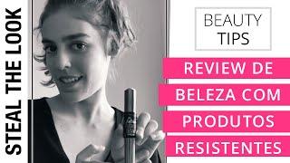 Testados e Aprovados (ou não) - Ep. 3: Produtos Resistentes Sephora