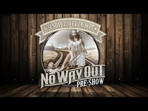 WWE No Way Out 2012 - Get WWE No Way Out PPV now! http://www.wwe.com/ppv/?cid=ythomenwo2012 Subscribe to WWEFanNation: http://www.youtube.com/subscription_center?add_user=wwefanna...
