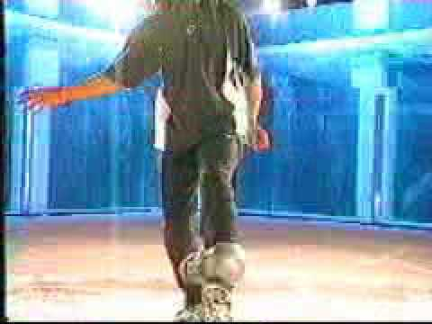 (Banned Commercials) NIKE - Edgar Davids (Soccer).mpg