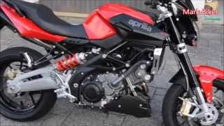 6. Aprilia Shiver 750 ABS | Preview+Sound Test | **NEW 2016**