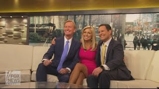 Interview: Ainsley Earhardt talks about hosting