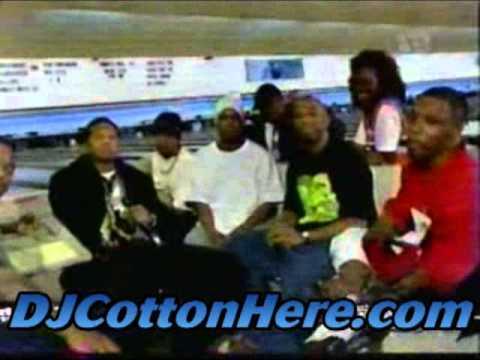 Three 6 Mafia 1st Rap City apperance (1998) (Part 1 of 2) (видео)