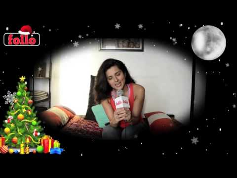 Riddhi Dogra Wishes Cristmas & New Year On follo