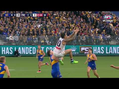 The Finalists: Woolworths Mark Of The Year | 2018 | Afl