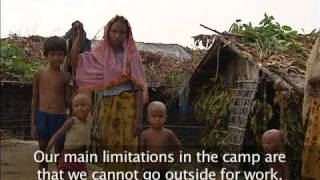 Bangladesh: A Life on Hold. The Story of Noor Jahan, a Refugee from Myanmar full download video download mp3 download music download