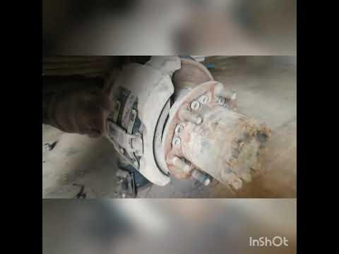 Замена тормозных колодок на газ валдай