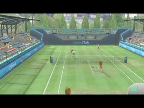 Tennis Wii U