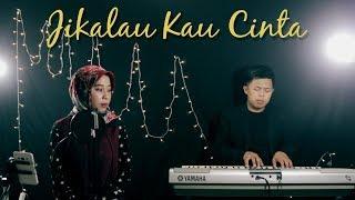Jikalau Kau Cinta - Judika - Ayu Pariwusi & Rusdi Cover | Live Record