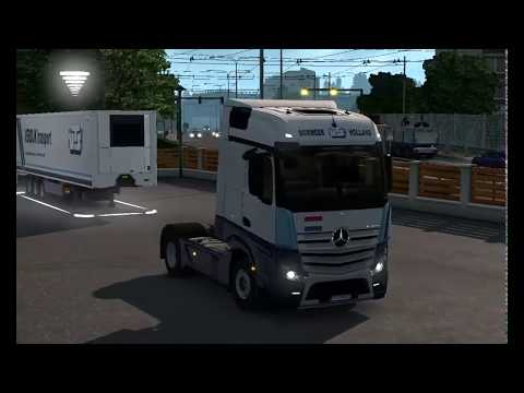 Truck Physics for Swinging Cabins v3.0