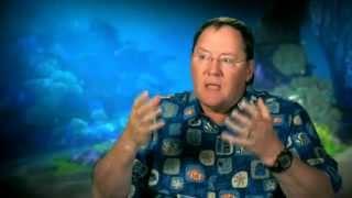 『ファインディング・ニモ 3D』製作総指揮ジョン・ラセター インタビュー