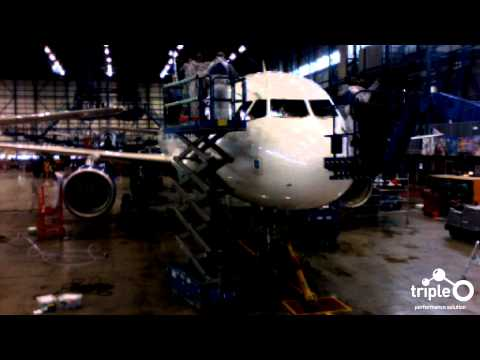 tripleO performance solution – aircraft fuel saving technology
