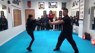 Video Kung Fu Kids - Rear Thrust Kick Board Breaking Challenge MP3, 3GP, MP4, WEBM, AVI, FLV Juni 2019