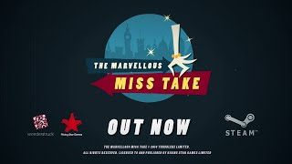 Видео The Marvellous Miss Take