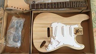 Video Fender Stratocaster Guitar Build ✔ MP3, 3GP, MP4, WEBM, AVI, FLV Juli 2018